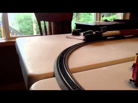 Adam's train