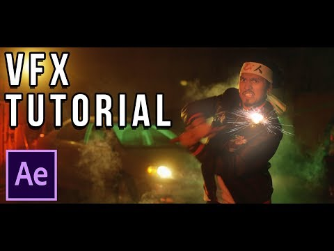 Vfx Breakdown, Muzzle Flashes, Bullet Ricochet, Blood and more