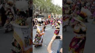 Испанский праздник 12 октября 2018