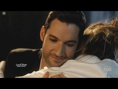 Lucifer 3x06 Season 3 Ending Scene Luci Tells Chloe Truth - Luci's Birthday Gift Episode 6 S03E06