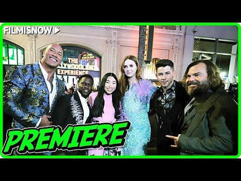 JUMANJI: THE NEXT LEVEL | World Premiere