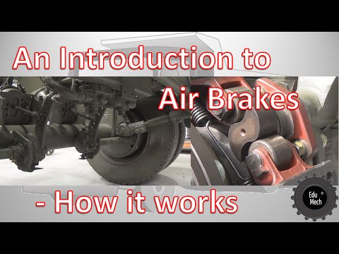Air Brakes - An Introduction. How it works.
