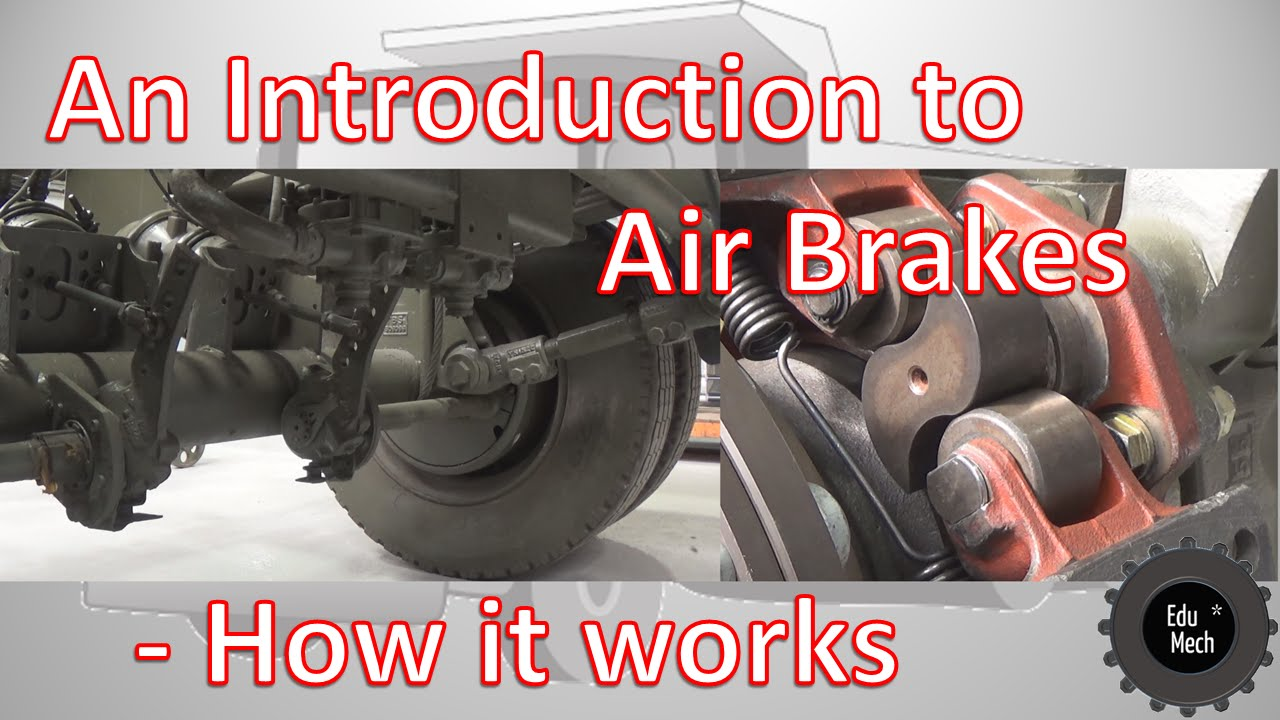 air brake system components pdf