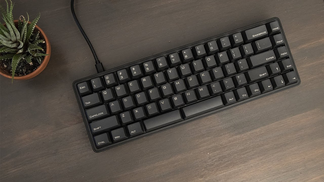 5ab04a32e30 Vortex Cypher Review - 65% Mechanical Keyboard - YouTube