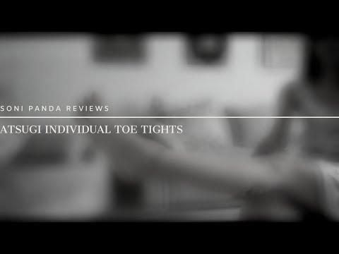 Soni Panda Reviews Unbranded Individual Toe Tights