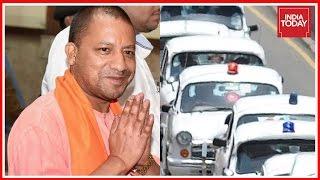 Yogi Adityanath Welcomes Ban On Red Beacon In VVIP Cars