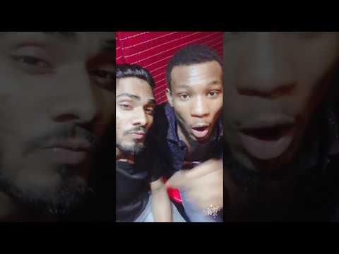 african artist talk to rapper  khiladi superster