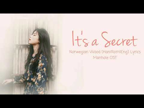 노르웨이 숲 (Norwegian Wood) – 쉿! 비밀인데 (It's a secret) [Han|Rom|Eng] Lyrics Manhole OST Part 4
