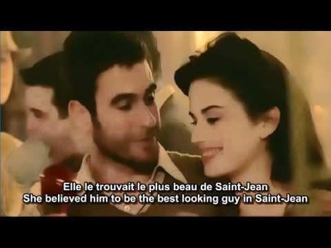 Mon amant de Saint-Jean - Patrick Bruel - French and English subtitles