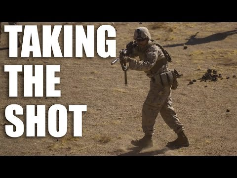 Taking the Shot | Marine Corps Scout Snipers