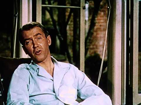 Rear Window is listed (or ranked) 3 on the list The Best James Stewart Movies