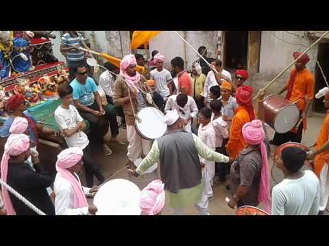 Gujarat Housing Board Hasti talav Ankleshwar Ganesh Utsav Band club 2016
