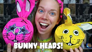 LUSH BUNNY HEAD UNBOXING!