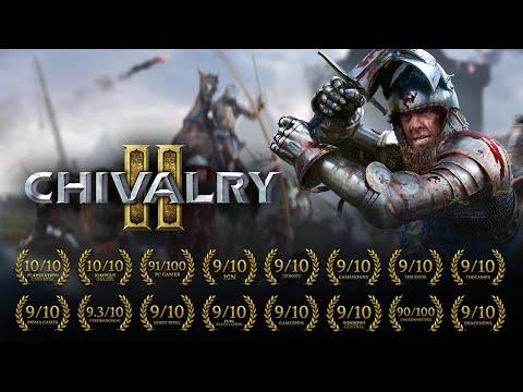 Chivalry 2 - Accolades Trailer