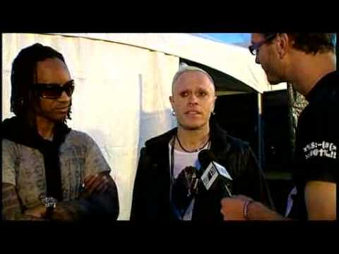 The Prodigy BDO 2009 interview