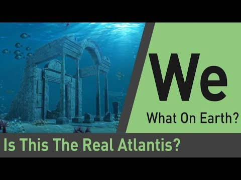 Did Google Earth Satellites Discover Atlantis? | What on Earth?