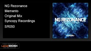 NG Rezonance - Memento (Original Mix)