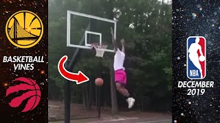BEST BASKETBALL VINES OF DECEMBER 2019 | WEEK 1 | SAUCY HIGHLIGHTS!