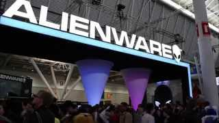 Alienware @ PAX East 2015 Sneak Peak