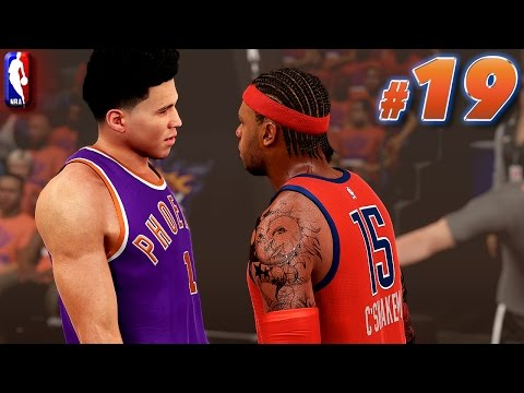 Guard on Guard Crimes - NBA 2K16 MyCareer Playoffs Game 3