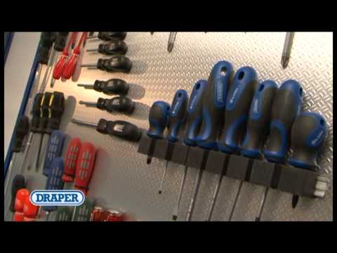 Draper Screwdriver Range From MicksGarage.com
