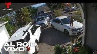Una mujer es asesinada a balazos a la vista de su propia hija en California
