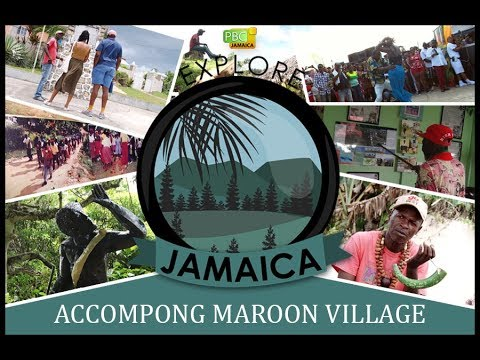 Maroon Accompong