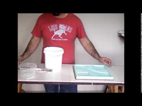 78b710185d Como fazer placas de gesso 3D - sugestão de negócio - YouTube