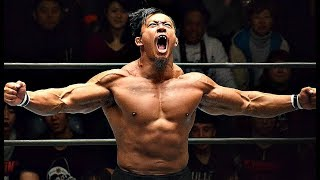 The Most Jacked Wrestler in Japan