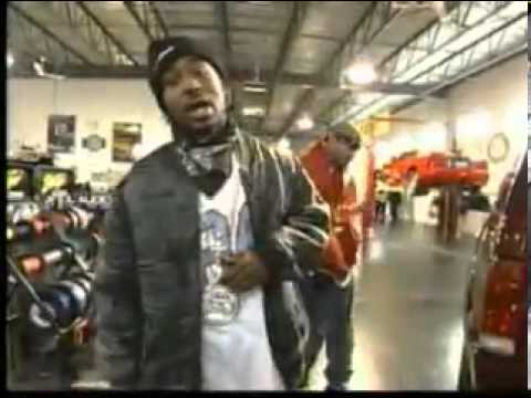 MTV Cribs with 50 Cent's  G-Unit crew