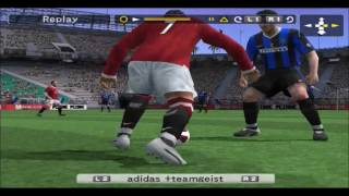 PES 6 - Best Goals, Skills & Funny moments