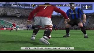 PES 6 - Best Goals, Skills & Funny moments