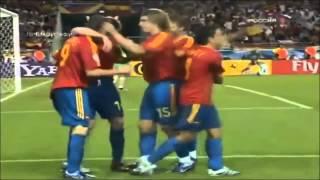 Все голы Торреса на Чемпионатах мира и Европы!!!
