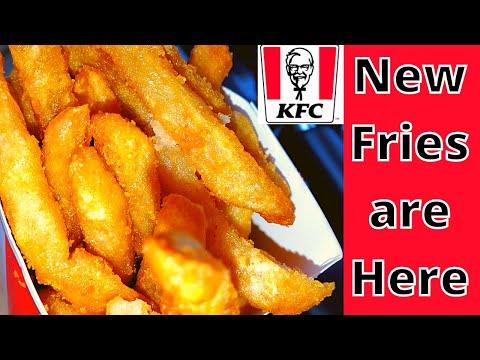 New KFC Fries Are Here