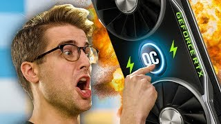 Push The Overclock Button! (It