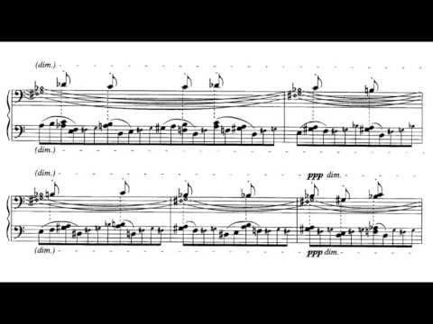 György Ligeti - Études for Piano (Book 1), No. 3 [3/6]