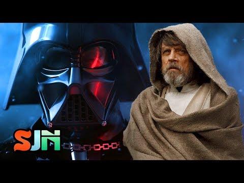 Did Comic Reveal Luke's Hermit Secret? (Star Wars: The Last Jedi)