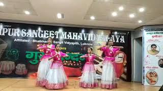 Nainowale ne Dance Performance video of JSMV Students