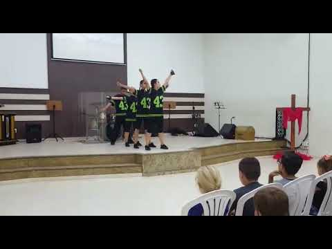 CIA Yahweh- Vida no Altar- Street Dance Gospel
