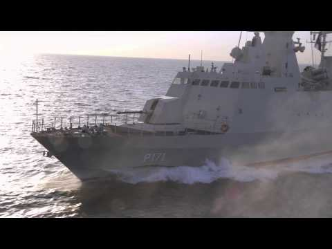 UAE Armed Forces Navy -  Alchemy Films 30secs