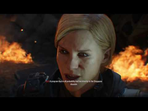 Call Of Duty: Black ops 3 campaign - Full Walkthrough - Part 19