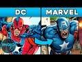 DC'nin Marvel'dan çaldığı 10 karakter (ÇALINTI SÜPER KAHRAMANLAR)