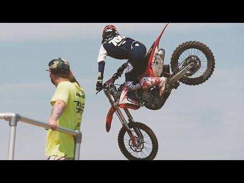 Tyler Wozney Rides NJMP Field Of Dreams - 05.12.18