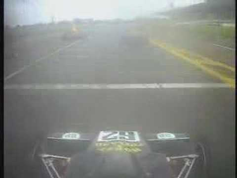 F5000 In Car Sandown