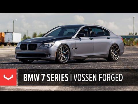 BMW 7 Series    BlackSkullz   Vossen Forged VPS-306