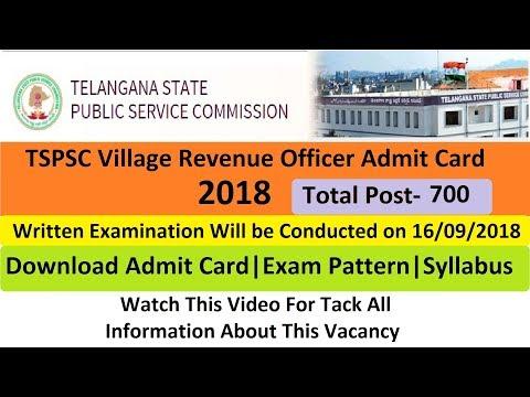 TSPSC Village Revenue