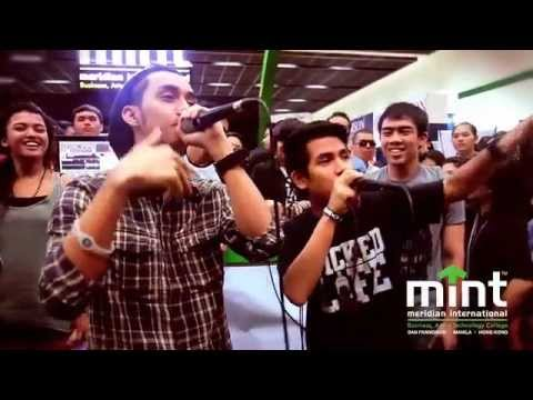 BIGLANG LIKO LIVE - RON HENLEY feat. ABRA at the MINT College Booth, INTERED 2012