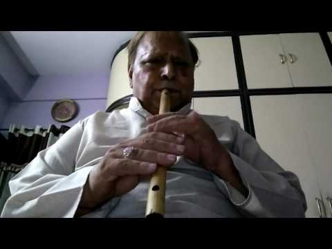 Boi boi bam bambam bam boo-boo ladla 1974- on flute kknbhatnagar