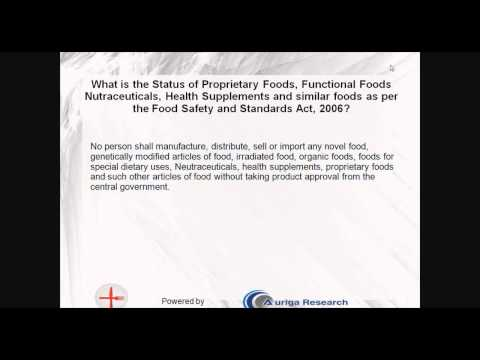 FSS Regulations for Licensing and Registration of Food Businesses