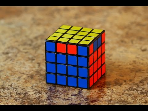 Easiest Tutorial: How to Solve the 4x4 Rubik's Cube (The Rubik's Revenge)